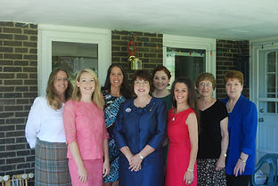 Dolley Payne Madison Chapter Officers