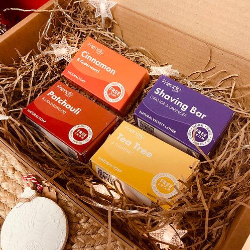 Friendly Soap Gift Set