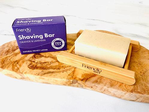 Shaving Soap Bars - Friendly Soap