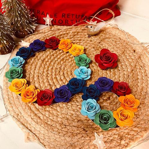 GM Paper flower decorations