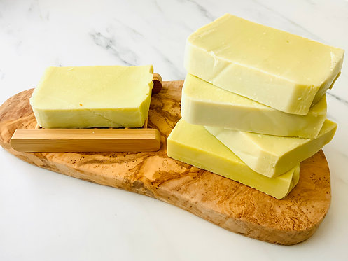 GM Organic Olive Oil Soap Bars