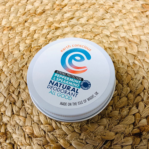 Earth Conscious - Deodorant Tins (various scents)