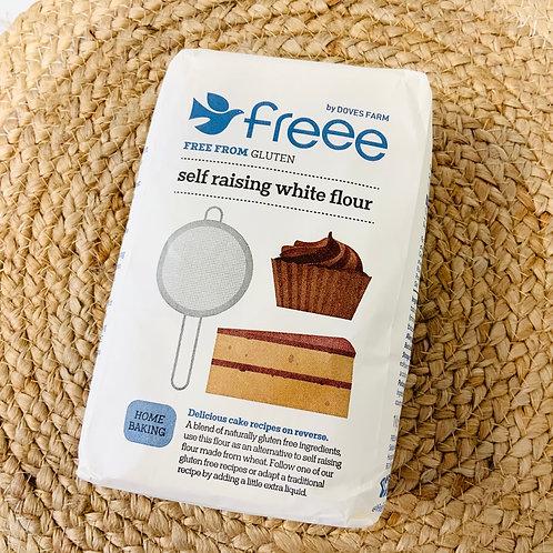 Doves Farm Gluten Free Self Raising Flour (1kg)