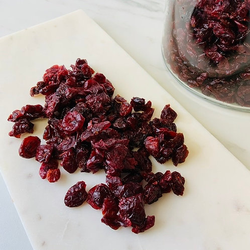 Cranberries (Dried, 100g)
