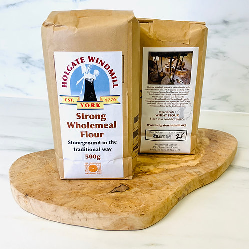 Strong Wholemeal Flour - Holgate Windmill (500g)