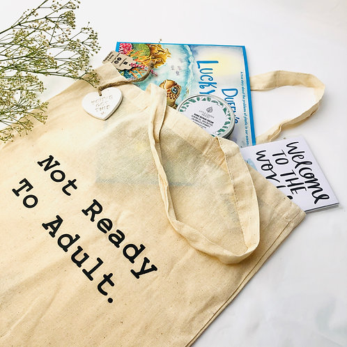 Tote Bag, Cotton