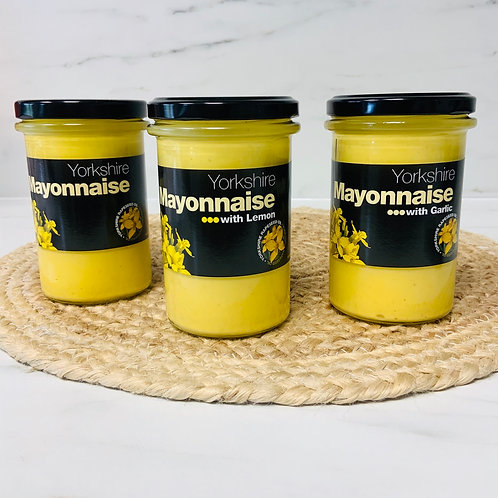 Yorkshire Mayonnaise 300g (various flavours)