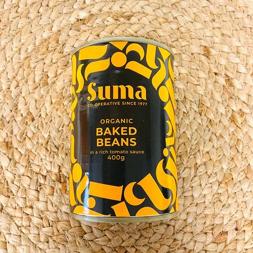Suma Baked Beans (Organic, 400g)