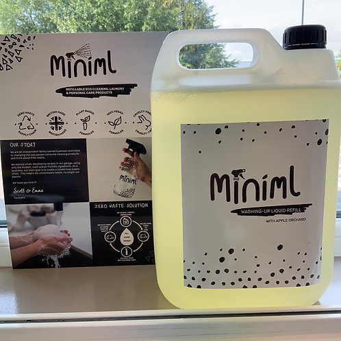 Miniml Washing Up Liquid