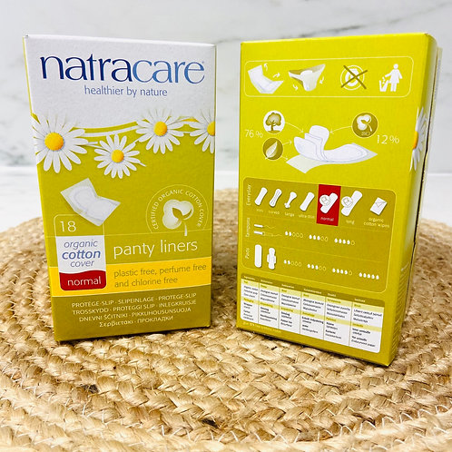 Natracare Natural Organic Cotton Panty Liners (Standard/Ultra Thin)