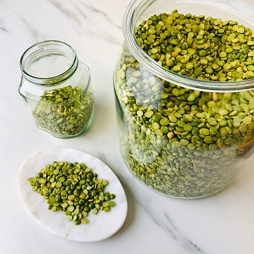 Green Split Peas (100g)