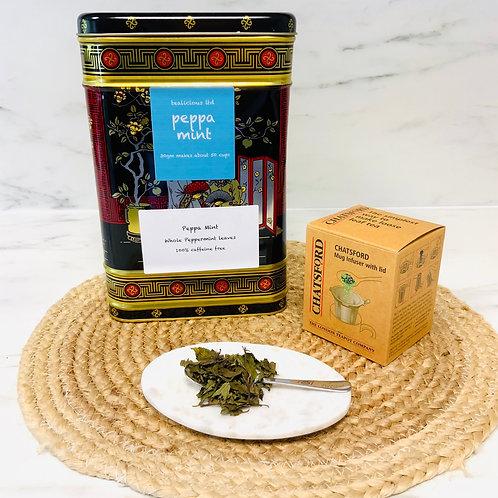 Peppa Mint Tea - Tealicious Tea (30g, 50cups)