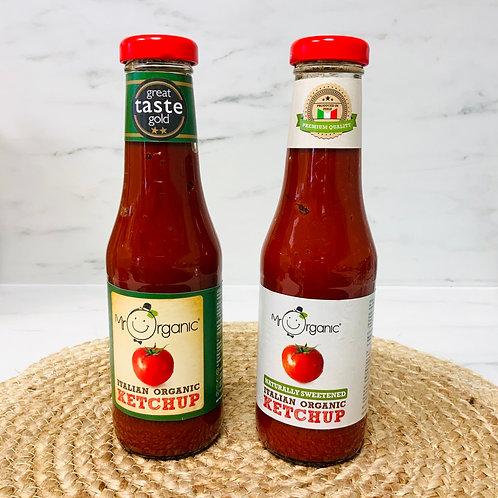 Mr Organic Italian Ketchup (Organic, 480g)