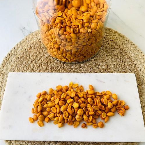 GM Chilli Spiced Peanuts (100g)