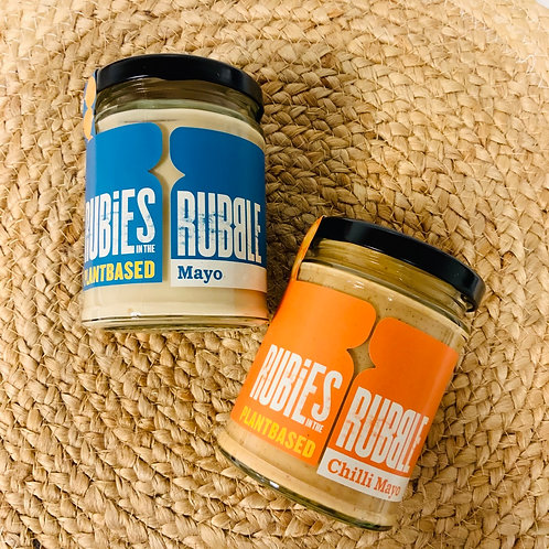 Rubies In The Rubble - Vegan Mayo (various flavours)