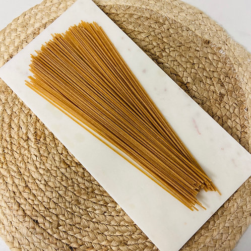 Wholewheat Spaghetti (organic, 100g)