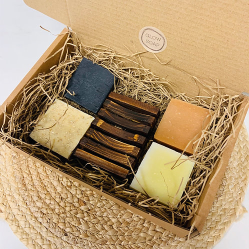 Natural Soap - Glow Soap (Various Scents)