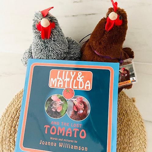 Lily & Matilda and The Lost Tomato