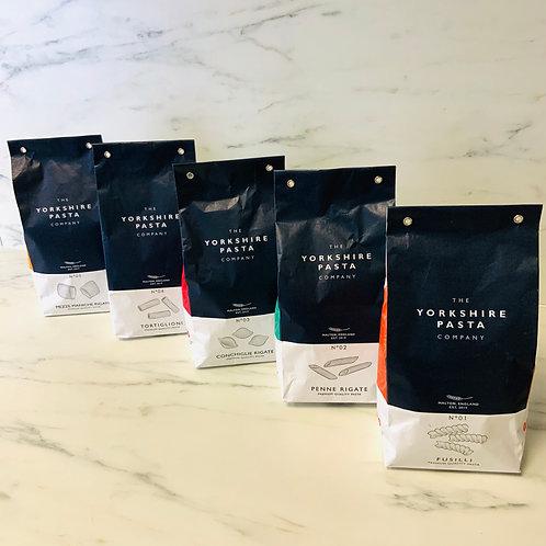 The Yorkshire Pasta Company (500g packs)