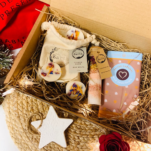 Relax and Melt Pamper Box