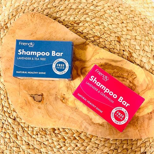 Shampoo Bars - Friendly Soap