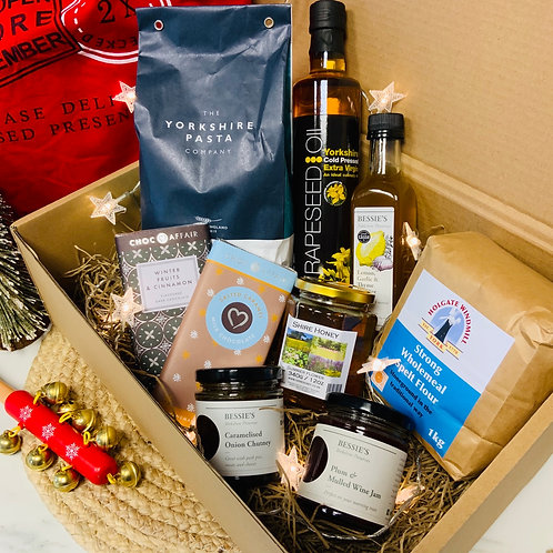 Yorkshire Food Lovers Gift Box