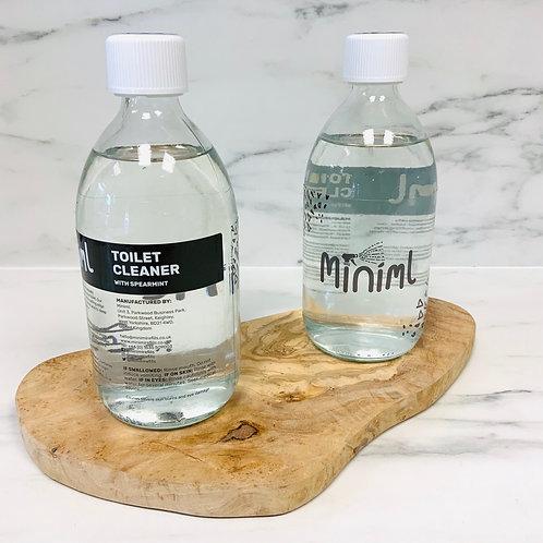 Miniml Toilet Cleaner (return/refill)