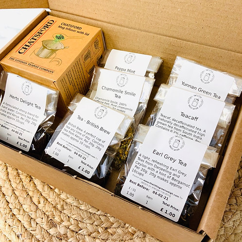 Tea lovers box  - Tealicious Tea