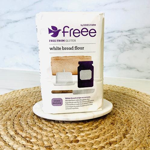 Doves Farm Gluten Free White Bread Flour (1kg)