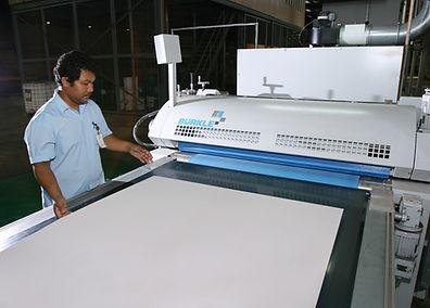 MDF Direct Printing Line