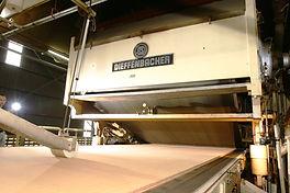 MDF Conti-Roll Press