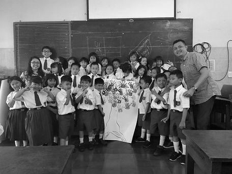 Santa Maria Classroom in Malang