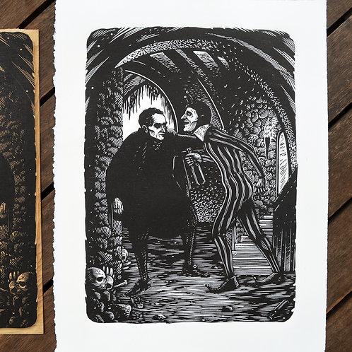 O Barril de Amontillado (The Cask of Amontillado) - Edgar A. Poe