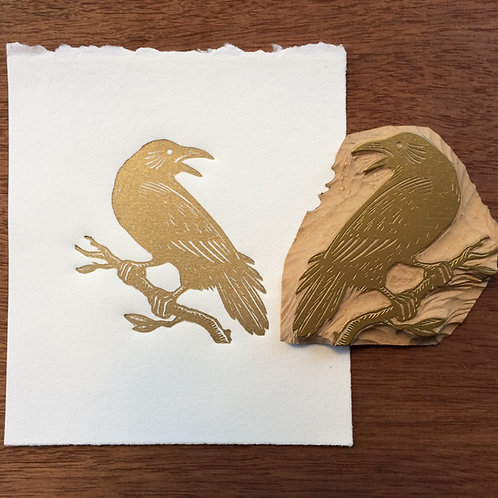 Corvo dourado