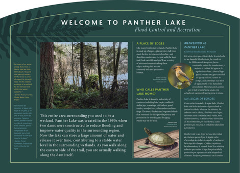Panther Lake - City of Federal Way, WA
