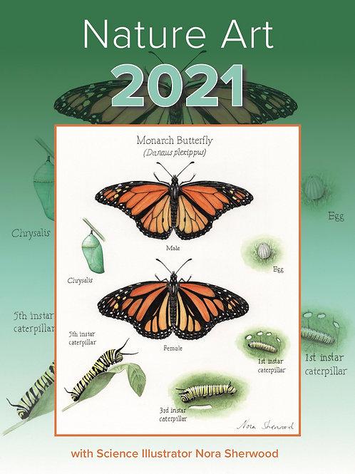 2021 Calendar - pack of 3