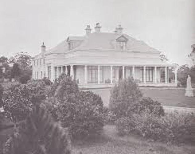 Drummoyne House