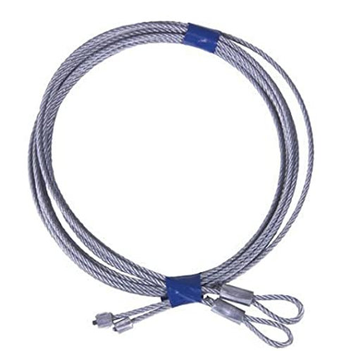standard sectional garage door cables