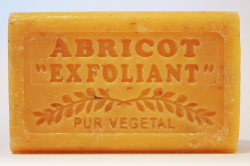 Abricot exfoliant
