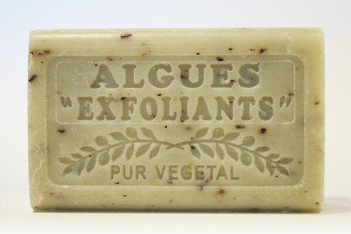 Algues exfoliants