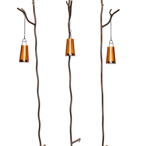 Enlightened Twigs with Lantern-Wall  Dec
