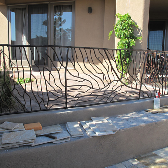 Railling Gates