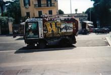 Arte urbana a Piazza Menenio Agrippa