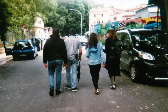 Urban trekking