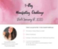 5 Day manifesting challenge.png