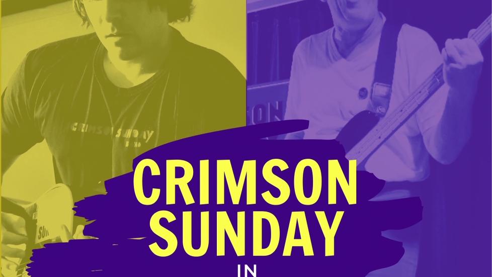 Crimson Sunday live-stream 28.3.21
