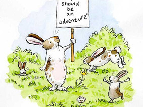 Life should be an adventure*