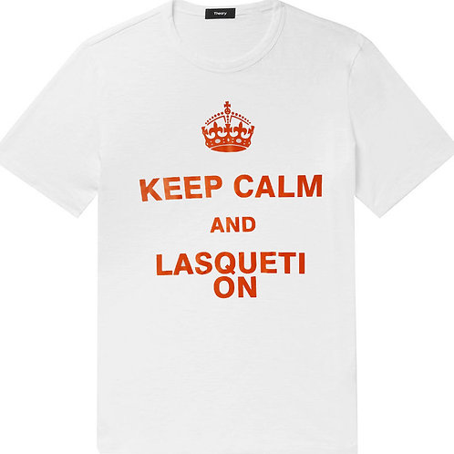 Keep Calm Lasqueti On
