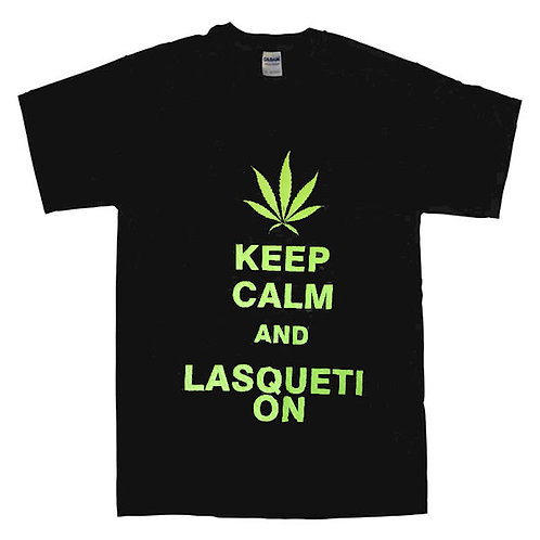 Keep Calm Lasqueti