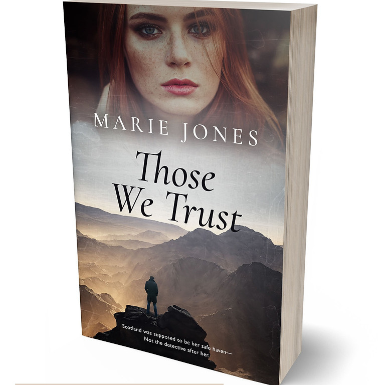 Publication Day 'Those We Trust'